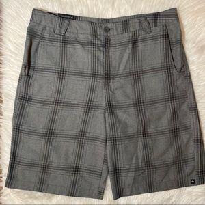 Men's Quiksilver shorts size 36